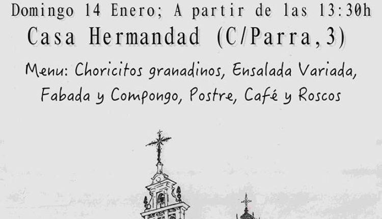 Hermandad de Arroyo de la Miel – Almuerzo Carreta