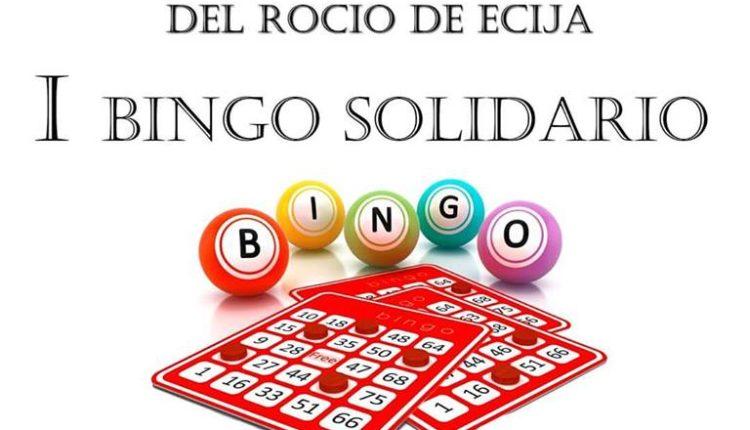 Hermandad de Écija – I Bingo Solidario