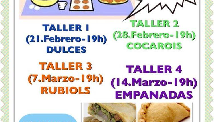 Hermandad se Palma de Mallorca – Taller de Cocina Mallorquina