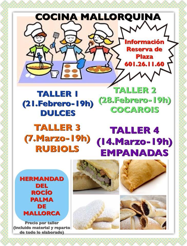 Great Palma De Mallorca Curso Cocina