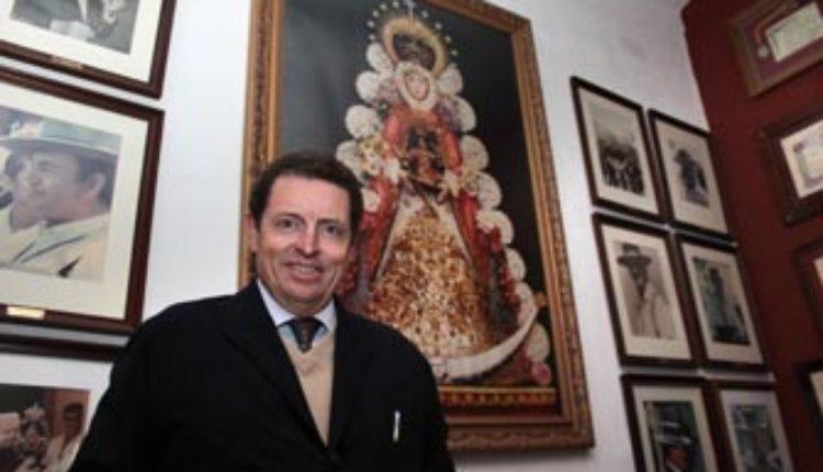 Hermandad de Jerez – D. Isaac Camacho O'Neale, Pregonero del Rocío 2018