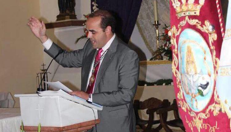 Hermandad de San Sebastián de los Reyes – D. Juan Manuel Martinez Espina, Pregonero del Rocío 2018