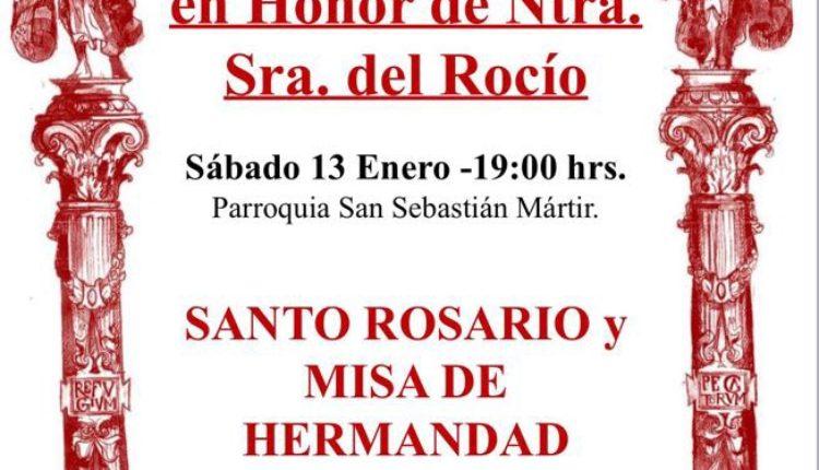 Hermandad de San Sebastián de los Reyes – Sabatina