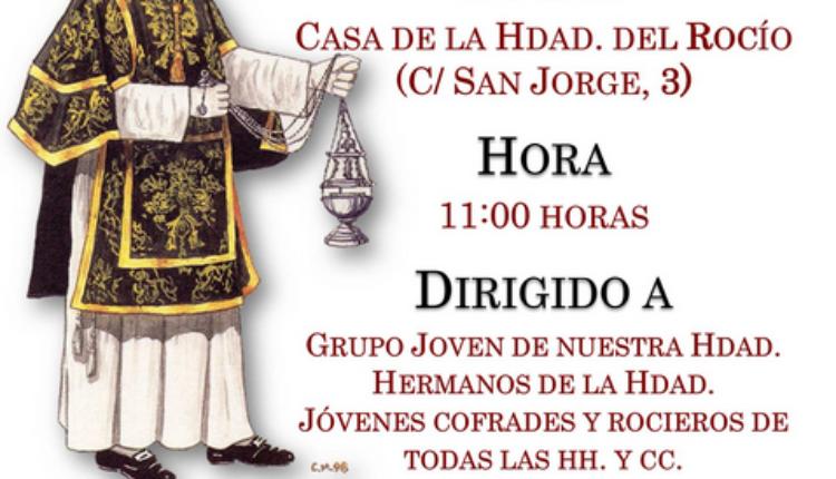 Hermandad de Sanlúcar de Barrameda – Curso de Introducción a la Liturgia de Acólitos