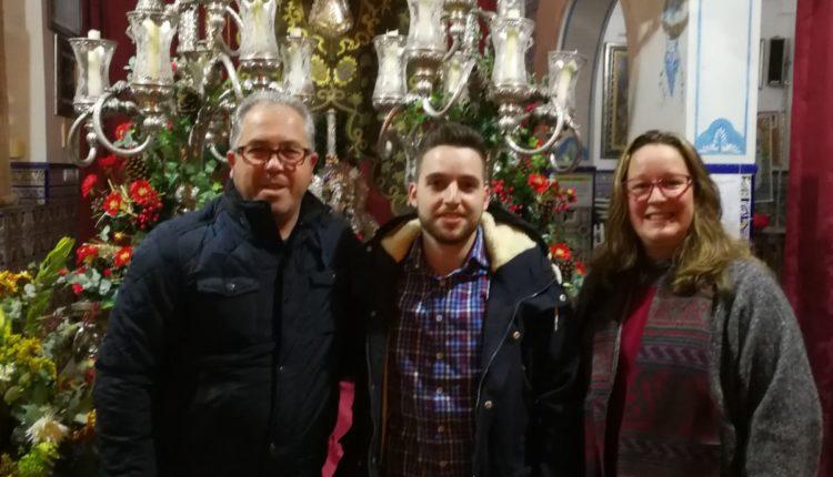 ¡JOSÉ MANUEL GONZÁLEZ ROMERO, TAMBORILERO DE LA HERMANDAD DEL ROCÍO DE ISLA CRISTINA!!