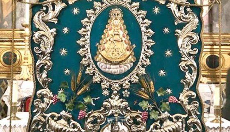 Hermandad de Villanueva del Ariscal – Presentación del Primer Simpecado Restaurado