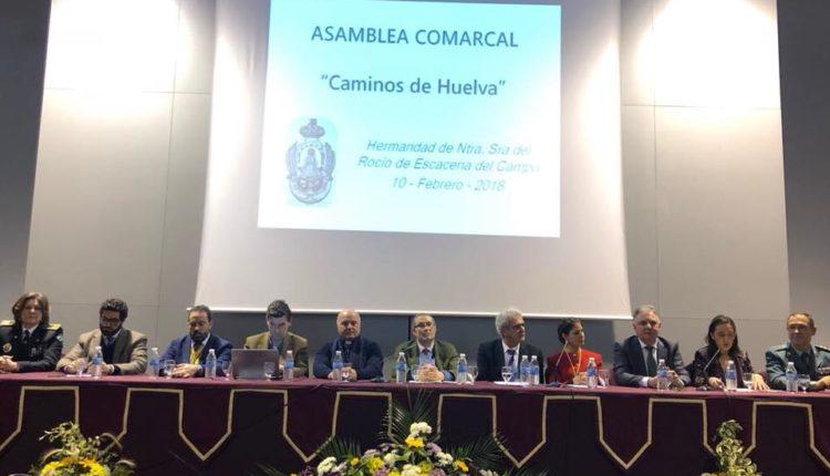 Asamblea Comarcal de Hermandades del Rocío Caminos de Huelva