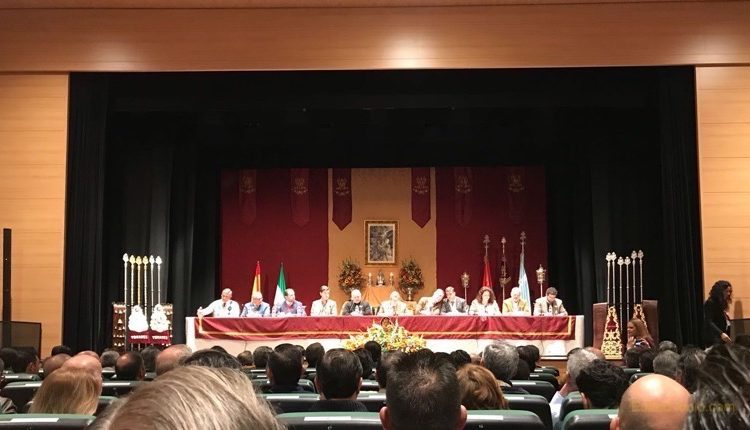 Asamblea de Hermandades del Rocío Caminos de Sevilla en Tomares