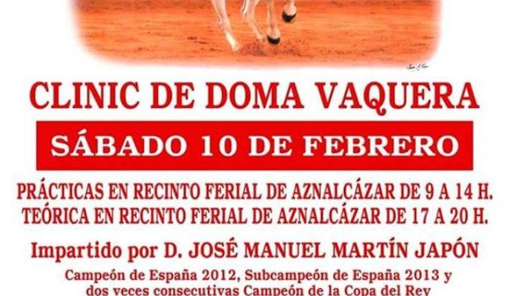 Hermandad de Aznalcazar – Clinic de Doma Vaquera
