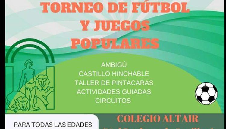 Hermandad del Cerro del Águila – Fiesta Solidaria