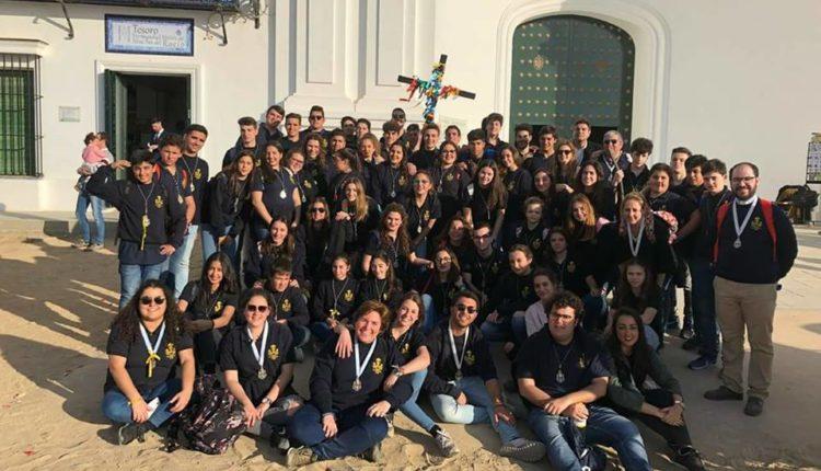 Hermandad de Écija – Peregrinación del Grupo Joven