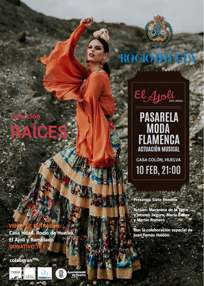 Hermandad de Huelva – Pasarela de Moda Flamenca  d512c3a7200