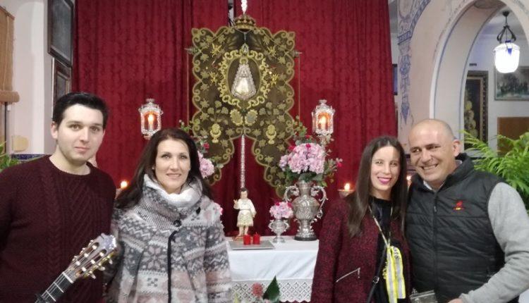 Hermandad de Isla Cristina – Canta la Salve