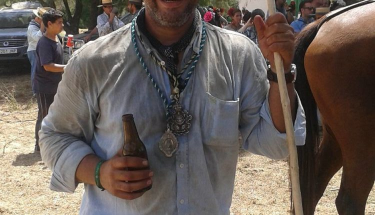 Hermandad de Pilas – don Juan Medina Cardellat, Pregonero del Rocío 2018