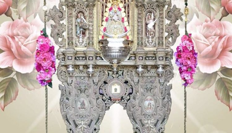 Hermandad de Rocio Macarena – Ofrenda Floral