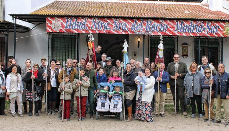 Hermandad de Madrid Sur – Peregrinación al Rocío