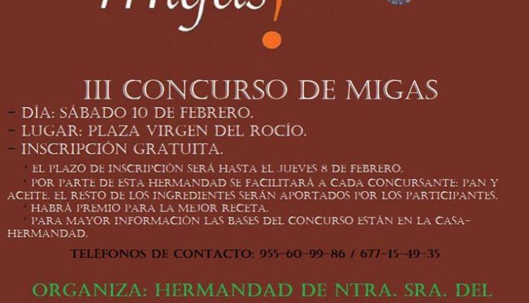 Hermandad de Mairena del Aljarafe – II Concurso de Migas