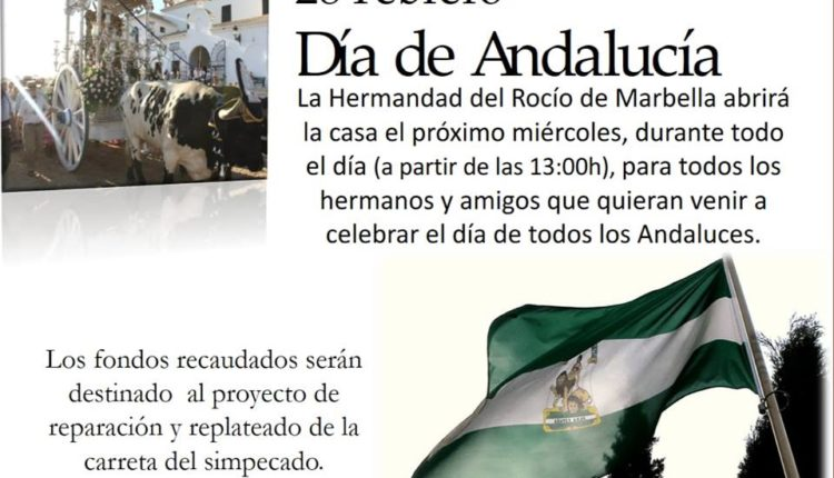 Hermandad de Marbella – Día de Andalucía 2018