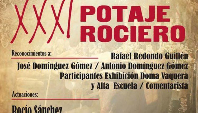Hermandad de Moguer – XXXI Potaje Rociero