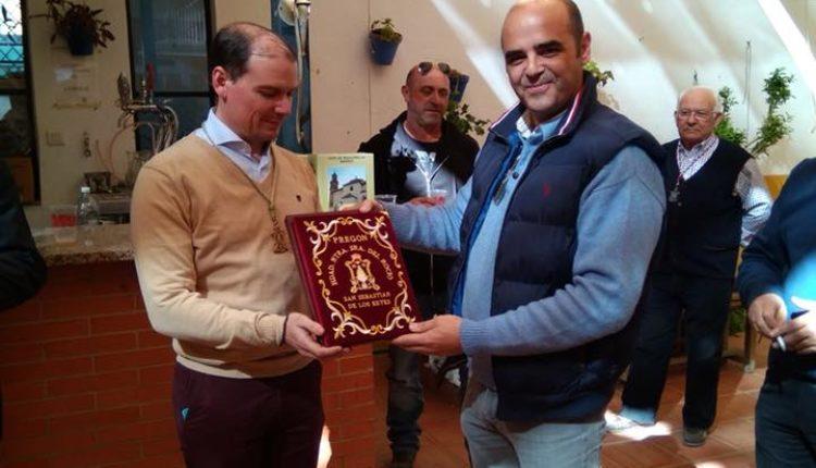 Hermandad de San Sebastián de los Reyes – D.Juan Manuel Martinez Espina, Pregonero del Rocío 2018