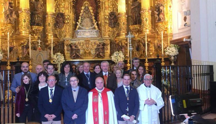 Las Hermandades de San Sebastián de los Reyes y El Viso del Alcor reciben sus Títulos de Filial – Fotos