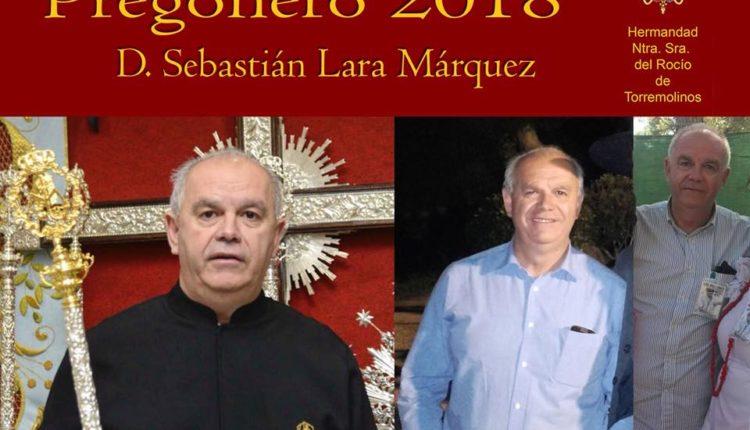 Hermandad de Torremolinos – D. Sebastián Lara Márquez, Pregonero del Rocío 2018