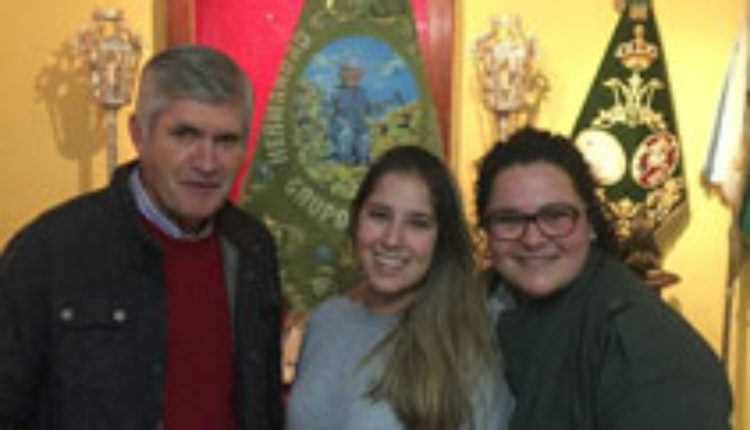 Hermandad de Gines – Gloria Jiménez Martín, Pregonera Joven del Rocío 2018