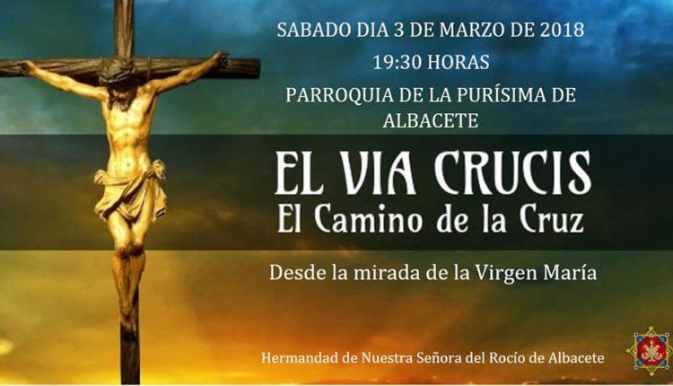 Hermandad de Albacete – Vía Crucis