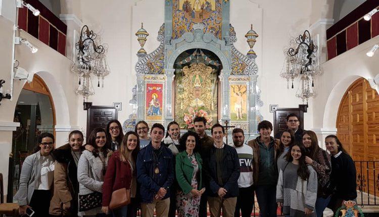 Hermandad de Huelva – Charla Coloquio «Los Retos del Movimiento Juvenil Rociero» por D. Jose Miguel Saavedra