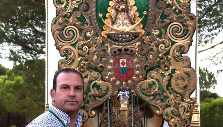 Hermandad de Huelva – D. Carlos Luís Quintero Martín, presenta su candidatura para Hermano Mayor