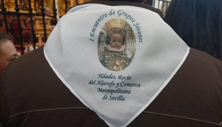 I Convivencia de grupos jóvenes de hermandades del Rocío del Aljarafe y Comarca Metropolitana de Sevilla