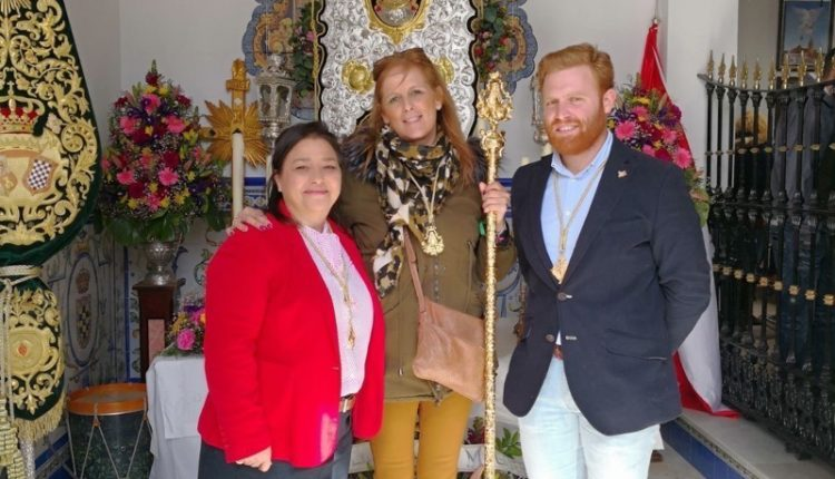 Hermandad de Isla Cristina – Acompaña a Rociana y Moguer
