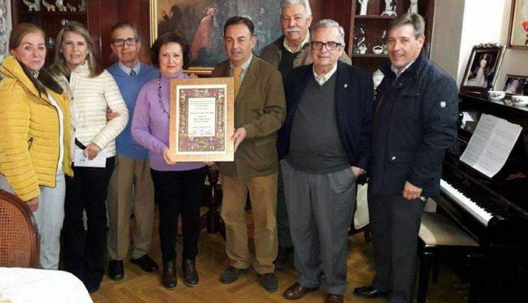 Hermandad de La Palma –  Doña Carmen Calero Posada, Pregonera del Rocío 2018