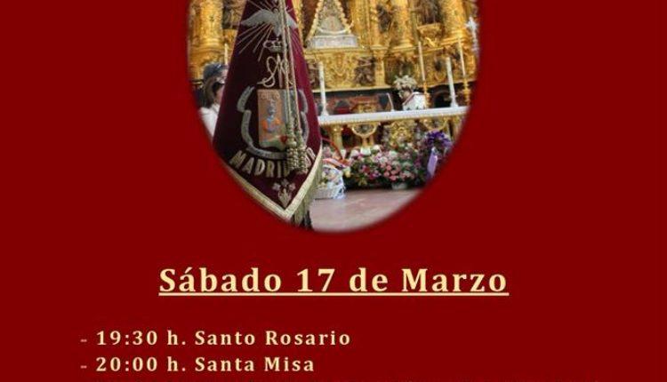 Hermandad de Madrid Sur – Sabatina