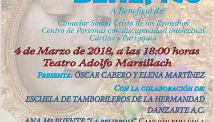 Hermandad de San Sebastián de los Reyes – Gran Festival Benéfico