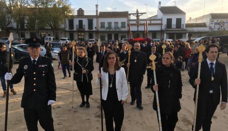 Vía Crucis en el Rocío 2018