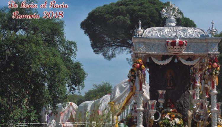 Hermandad de Coria del Río – Cartel Rocío 2018