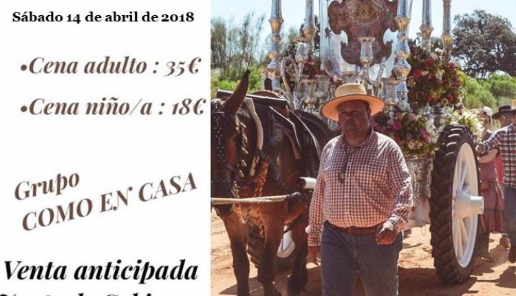 Hermandad de Estepona –  XXIV Pregón, Triduo y Peregrinación