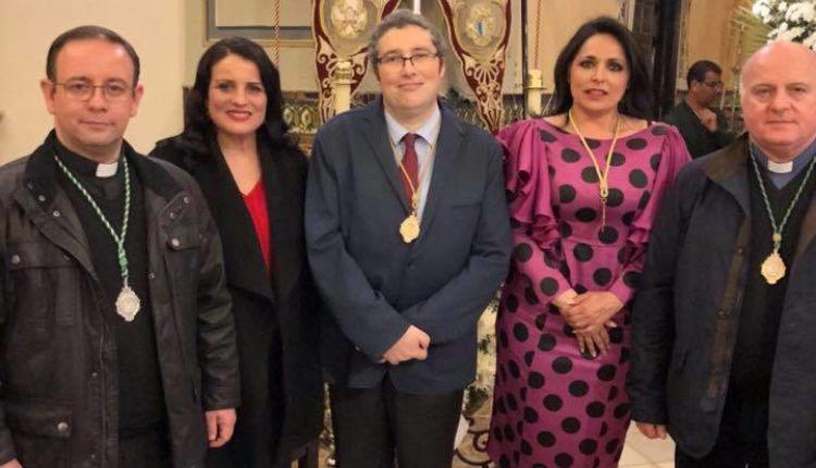 Eva Toro ha sido elegida Hermana Mayor de la Hdad. Matriz de Almonte para la Romería del Rocío 2018