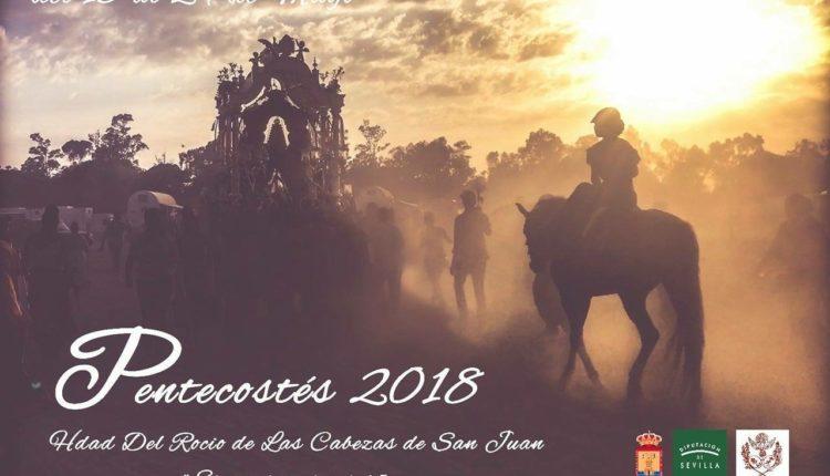 Hermandad de Las Cabezas de San Juan – Cartel del Rocío 2018