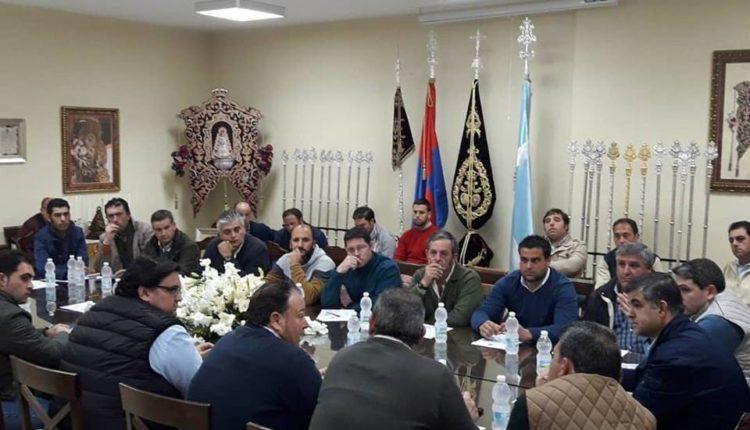 Hermandad de Tomares – Reunión de Alcaldes de Carreta