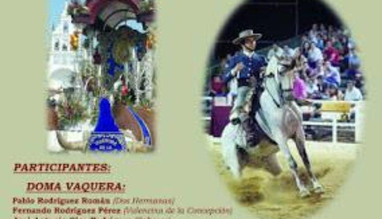 Hermandad de Valencina de la Concepción – VIII Exhibición de Doma Vaquera