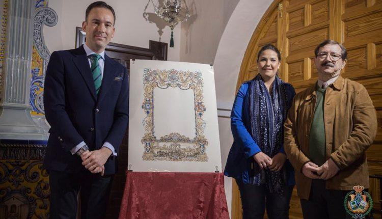 Hermandad de Huelva – Nueva Orla para Cultos de la Hermandad