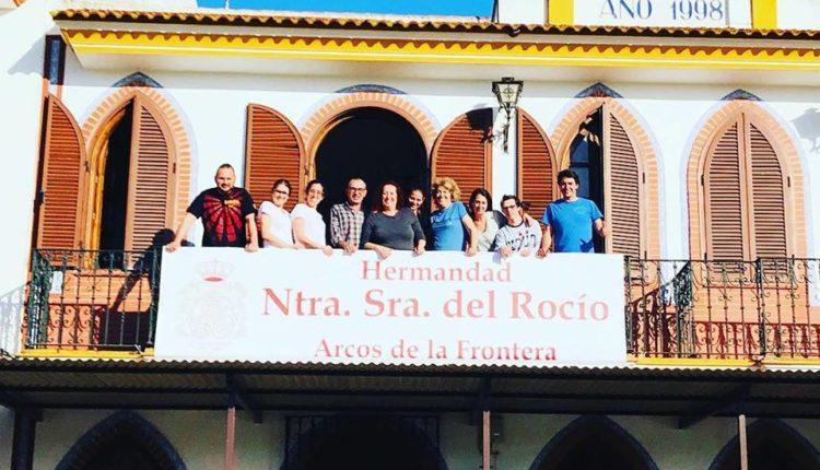 Hermandad de Arcos de la Frontera – Nueva Casa Hermandad en la Aldea del Rocío