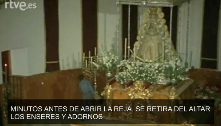 Vídeo de la Romería del Rocío de 1972 por Javier Coronel
