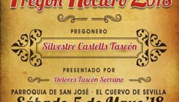 Hermandad de El Cuervo – VIII Pregón del Rocío 2018 a cargo de D. Silvestre Castells