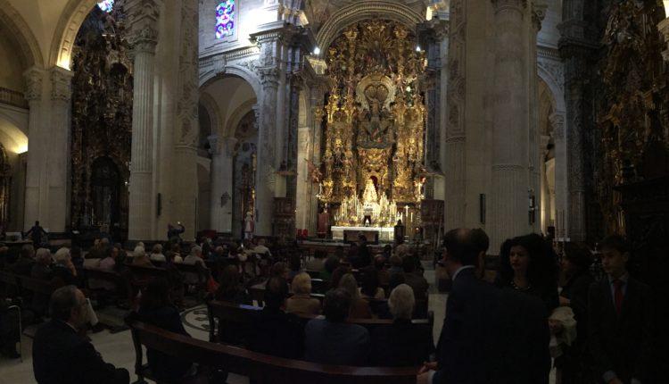 Hermandad de Sevilla El Salvador – Solemne Quinario, Vídeos del Canto de la Santa Misa por el Coro de la Hdad.