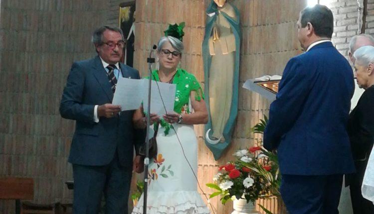Hermandad de Jaén – Nuevos Hermanos Mayores Romería 2019