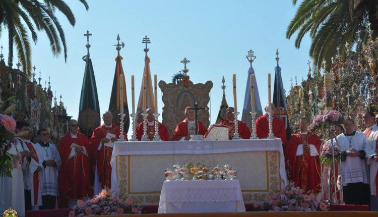 Última Hora – Comunicado Oficial sobre la Misa Pontifical de Pentecostés 2021