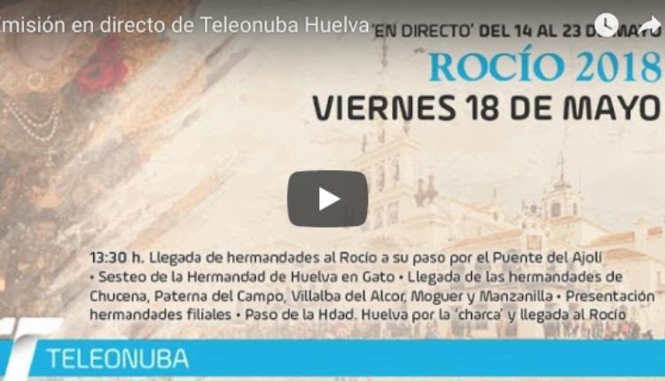 Presentación de Hermandades – Viernes 18 de mayo por TeleOnuba